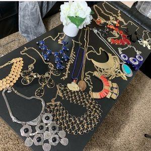 CHARMING CHARLIES entire necklace bundle $45